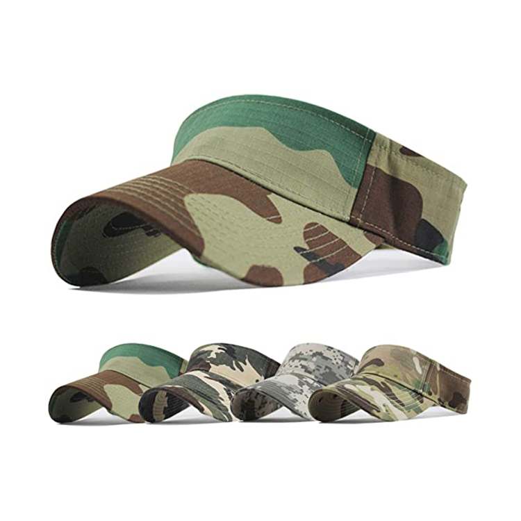 Sports Sun Visor Hats Twill Cotton Ball Caps for Men Women Adults Kids